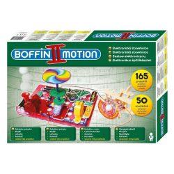 Boffin II MOTION elektronikai építőkészlet
