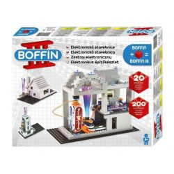 Boffin III Bricks elektronikai építőkészlet