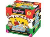 Brainbox- Magyarország társasjáték
