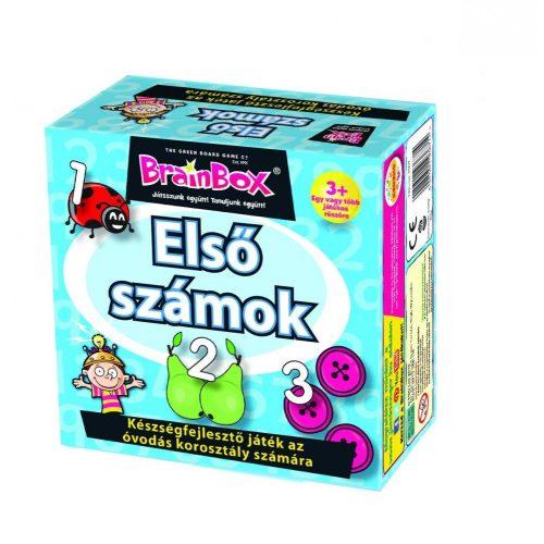 Brainbox- Első számok