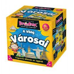 Brainbox - A világ városai