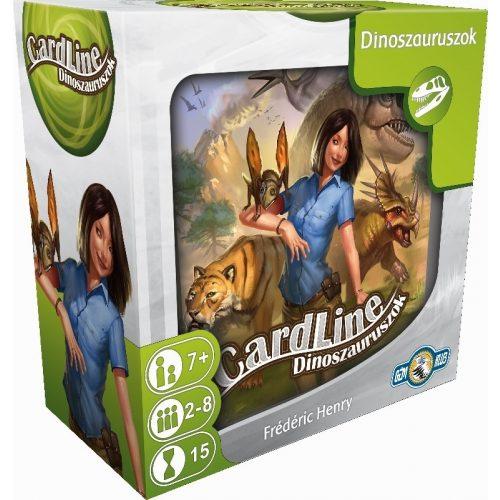 Cardline: Dinoszauruszok