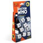 Sztorikocka Dr. Who társasjáték