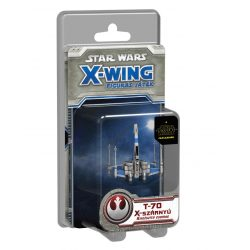 Star Wars X-Wing: T-70 X-szárnyú