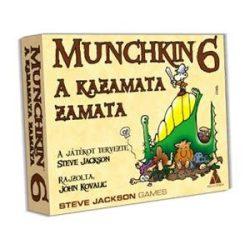 Munchkin 6 - A kazamata zamata