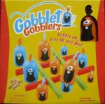 Gobblet Gobblers fából társasjáték