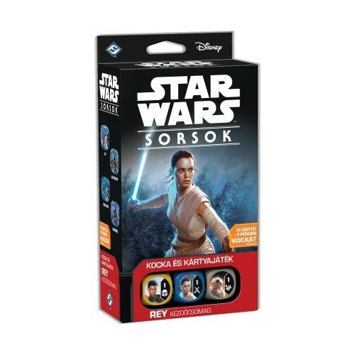 Star Wars Sorsok: Rey kezdőcsomag