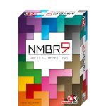 NMBR 9 logikai társasjáték
