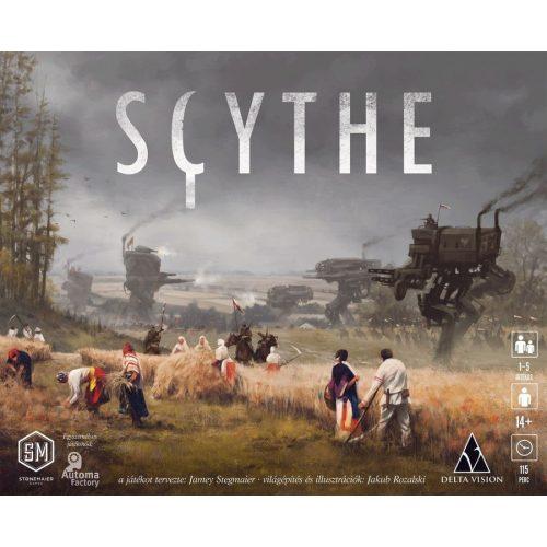 Scythe társasjáték