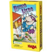 Rhino Hero ügyességi társasjáték