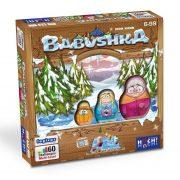 Babushka logikai játék