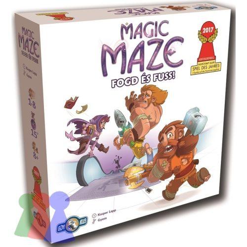 Magic Maze - Fogd és Fuss!