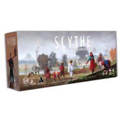 Scythe - Hódítók a messzeségből kiegészítő társasjáték