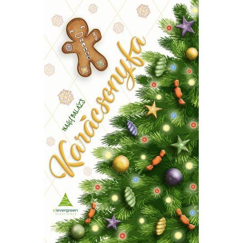 Karácsonyfa társasjáték