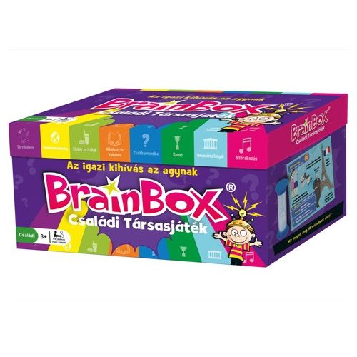 Brainbox - Családi társas