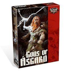 Blood Rage Asgard istenei kiegészítő