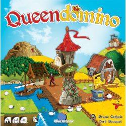 Queendomino családi társasjáték