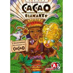 Cacao: Diamante kiegészítő stratégiai társasjáték