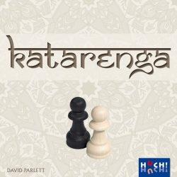 Katarenga stratégiai társasjáték