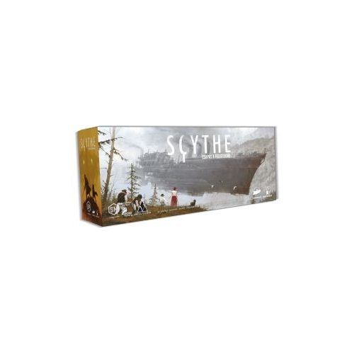 Scythe - Csapás a fellegekből kiegészítő stratégiai társasjáték