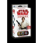 Star Wars Sorsok: Luke Skywalker kezdőcsomag stratégiai társasjáték