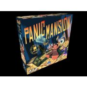 Panic Mansion családi társasjáték