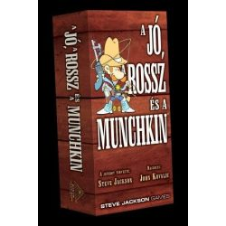 A Jó, a Rossz és a Munchkin kommunikációs társasjáték