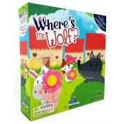 Where's Mr. Wolf? családi társasjáték