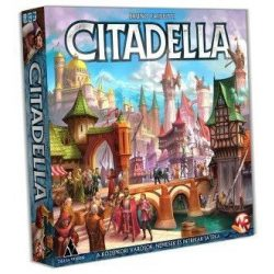 Citadella új kiadás stratégiai társasjáték