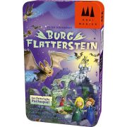 Burg Flatterstein - Flatterstein vára - fémdobozos ügyességi társasjáték