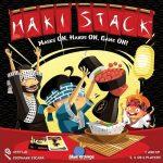 Maki Stack - Ügyességi társasjáték