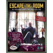 Escape the Room - A szanatórium rejtélye szabaduló társasjáték