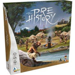 Prehistory gémer stratégiai társasjáték
