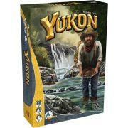 Yukon gémer stratégiai társasjáték