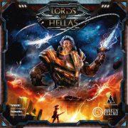 Lords of Hellas gémer stratégiai társasjáték