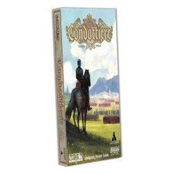 Condottiere (2018-as kiadás) stratégiai társasjáték