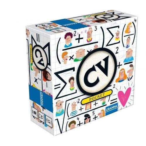 CV Pocket társasjáték társasjáték