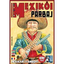 Mexikói párbaj stratégiai társasjáték