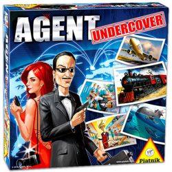 Titkos ügynök - Agent Undercover társasjáték