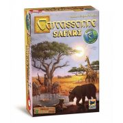 Carcassonne Safari társasjáték