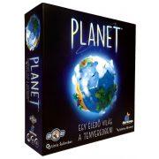 Planet - Egy éledő világ a tenyeredben társasjáték
