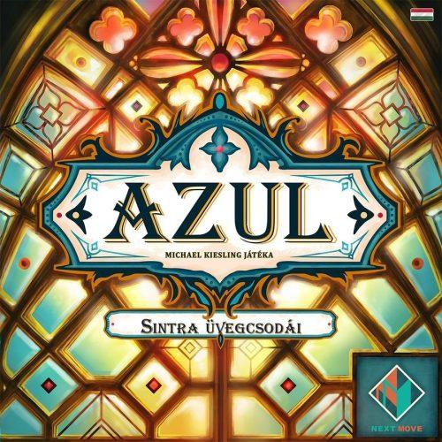Azul: Sintra üvegcsodái családi társasjáték