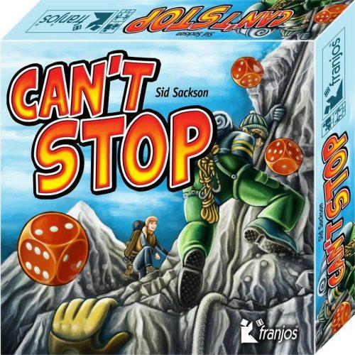 Can't Stop társasjáték