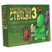 Munchkin Cthulhu 3 - A borzadalmas kripta társasjáték