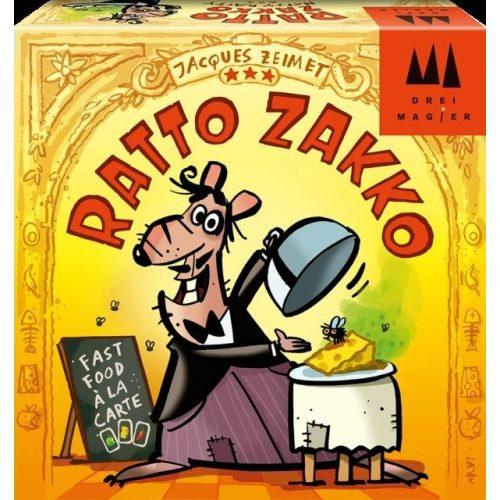 Ratto Zakko társasjáték