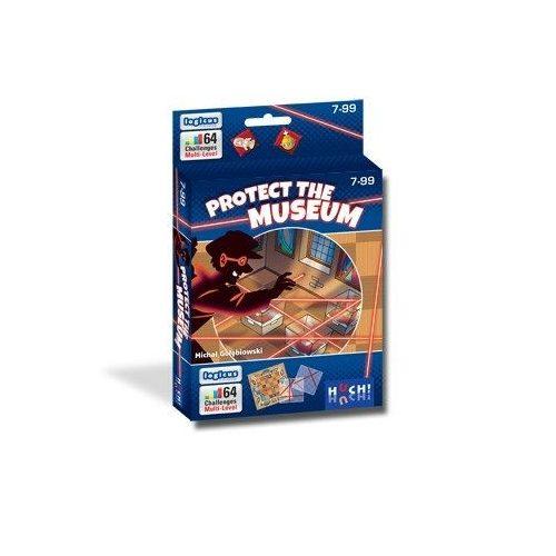 Protect the Musem társasjáték