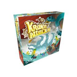 Kraken Attack társasjáték