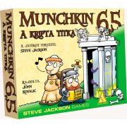Munchkin 6.5 - A kripta titka társasjáték