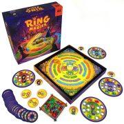Ring der Magier - A varázsló gyűrűje társasjáték