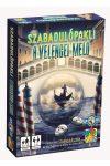 Szabadulópakli: A velencei meló társasjáték